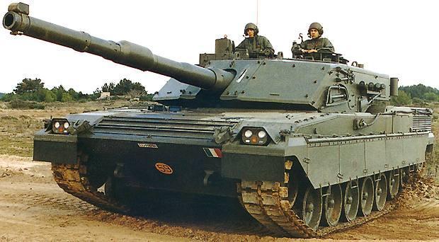 بعض الدبابات الاكثر فتكا في العالم 2018_1