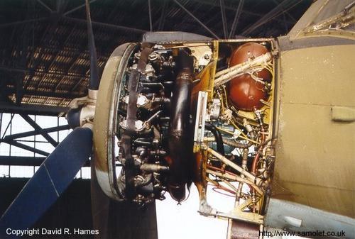 Двигатель Ан-2 Кукурузник