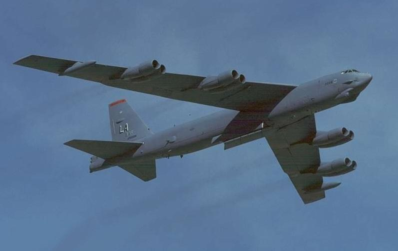 $wartype B-52 Stratofortress