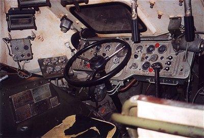 фото бтр-70 внутри