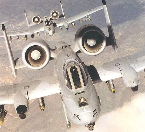 $wartype A-10 Thunderbolt II